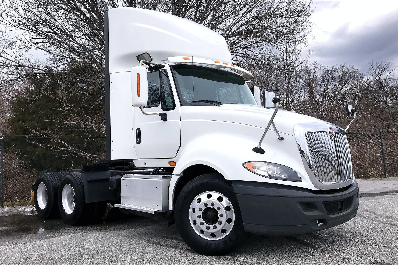 Pre-Owned 2017 International PROSTAR+ 122 6x4 Day Cab