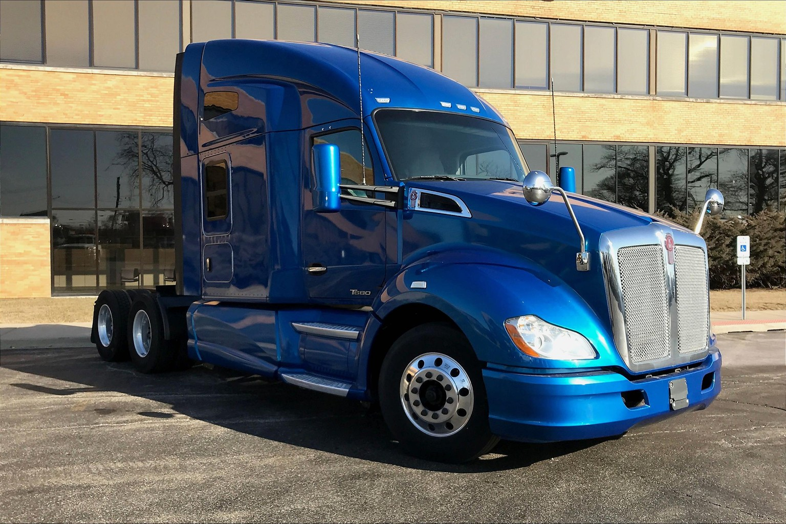 2017 Kenworth Motor Truck Co. T680