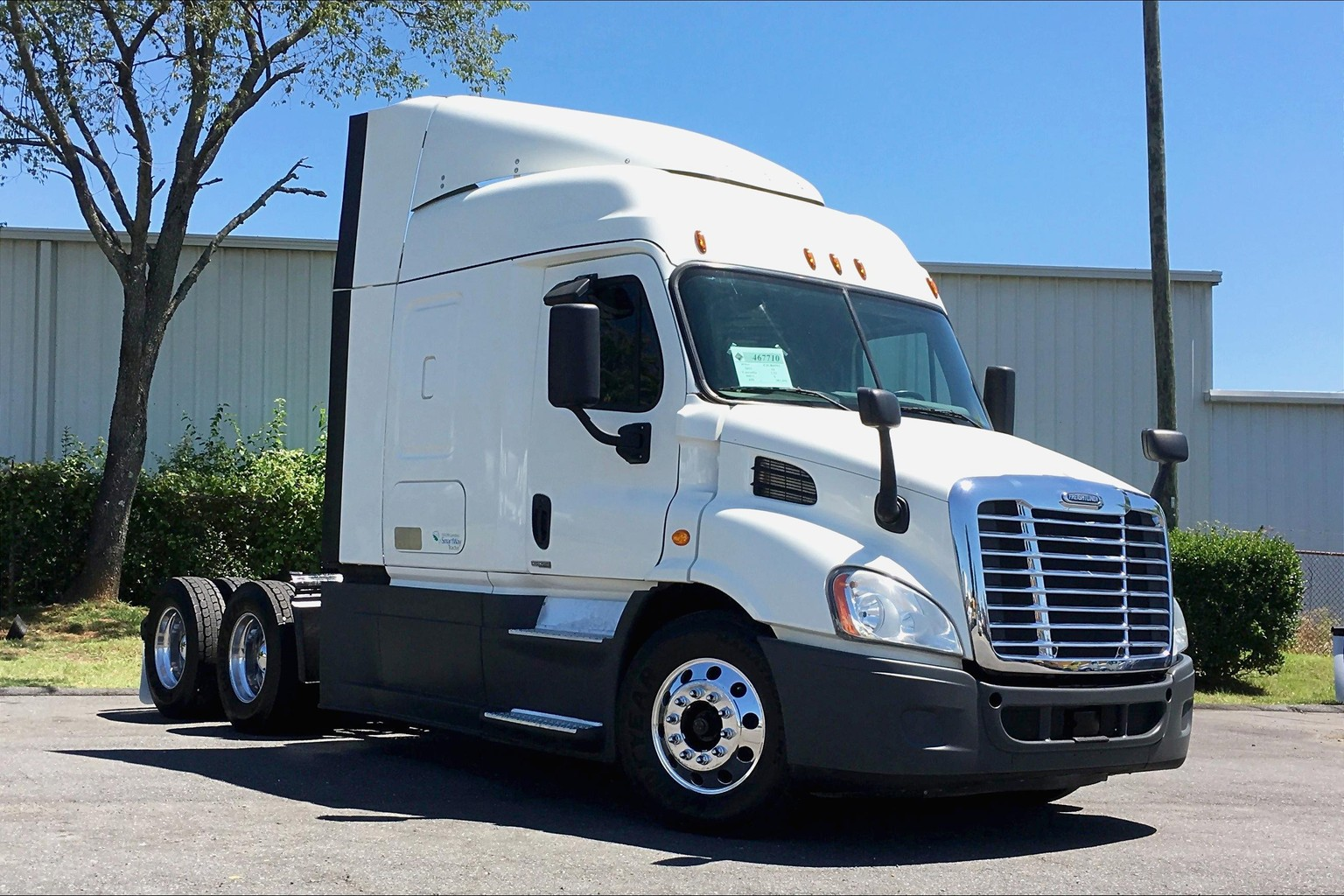 2015 Freightliner Corp. PX113064ST