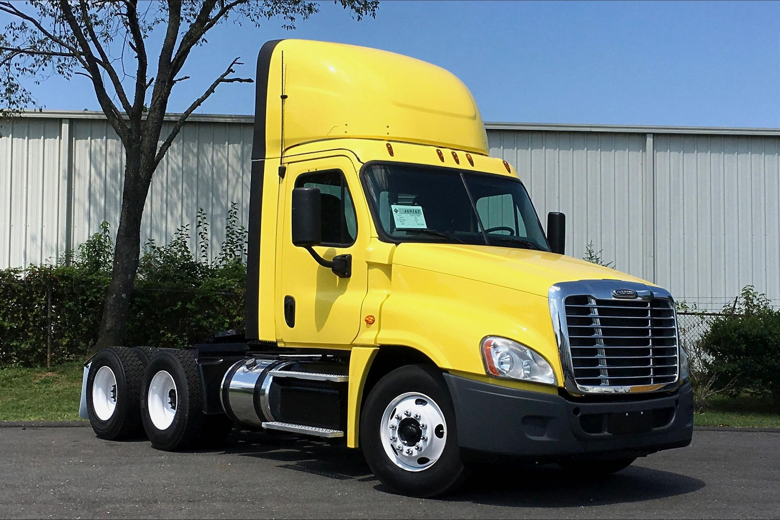 2016 Freightliner Corp. PX113064ST